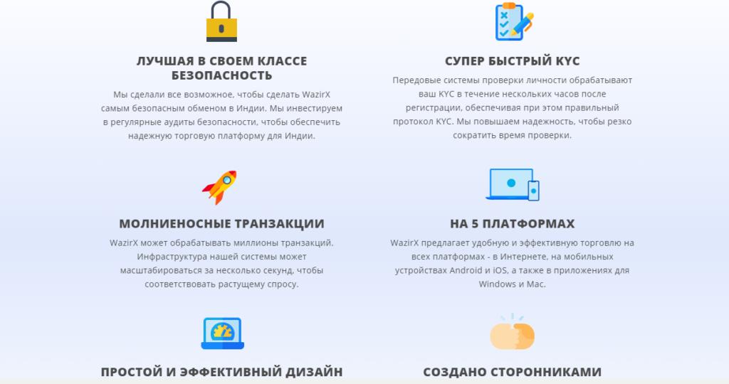 Безопасность проекта WazirX