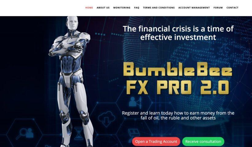 BumbleBeeFX: полный обзор отзывы о компании, обзор, контакты : https://trustviper.com